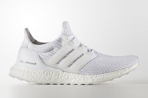 adidas Ultra Boost Mens 3.0 Triple White