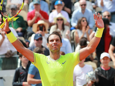 Rafael Nadal's Match Worn French Open 2019 Shirt Sells for Over 20,000 EUR