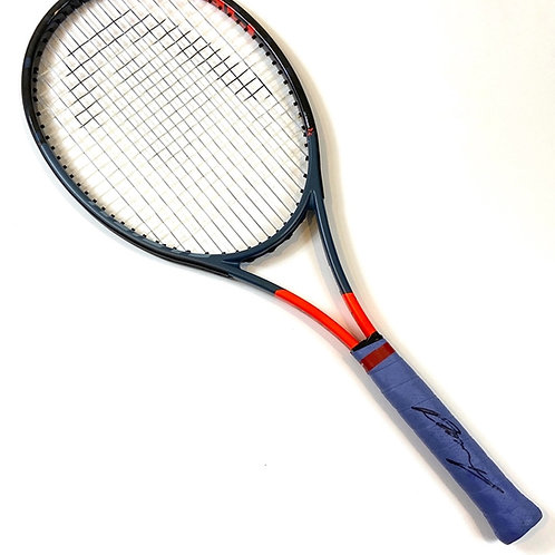 Andy Murray Match Used Pro Stock Head PT57A Graphene Radical Racket