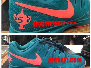Nike Zoom Vapor 9.5 US Open Roger Federer
