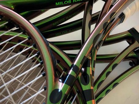 Wilson Blade V8 2021 Racket Release