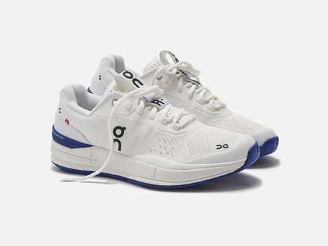 """Roger Federer's 2021 On Running Tennis Shoes """"The Roger Pro"""" - Now Available!"""