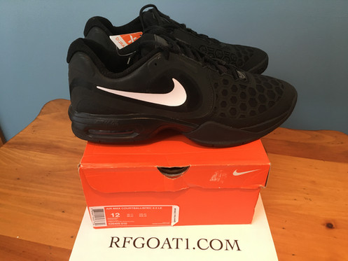 sports shoes da9ef f544e BRAND NEW NIKE AIR MAX COURTBALLISTEC 4.3 LIMITED EDITION 2013 US OPEN  REFLECTIVE SIZE 12