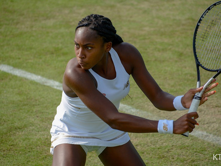 Who is 16 Year Old Tennis Player Coco Gauff?