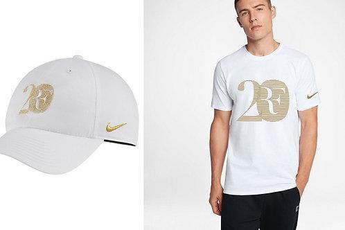 Nike RF20 Australian Open Celebration Hat + Shirt