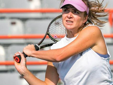 Simona Halep, WTA Stars Spotted Using NEW Wilson Blade Racket in Montreal