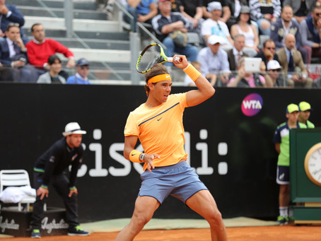 Rafael Nadal Ultimate Forehand Master Class Package