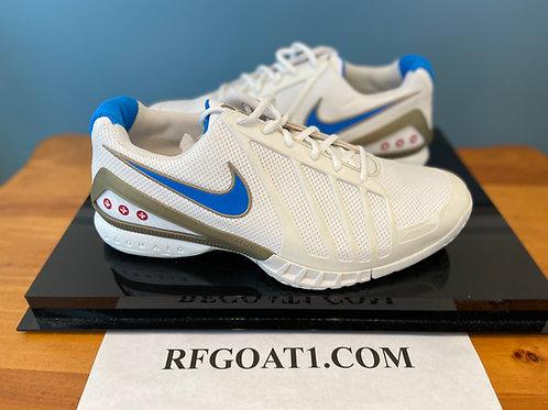 Roger Federer Custom PE Nike Zoom Vapor V 2008 Australian Open Shoes