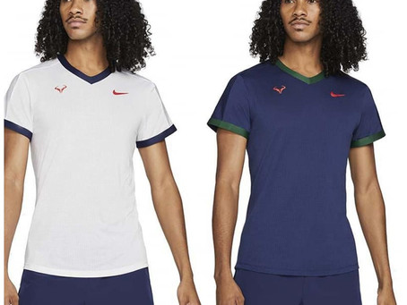 Rafael Nadal's 2021 US Open Nike Outfits