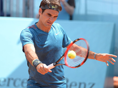 Roger Federer Tops Forbes' Top Paid Athletes List