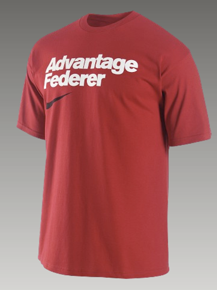 Nike Advantage RF T- Shirt