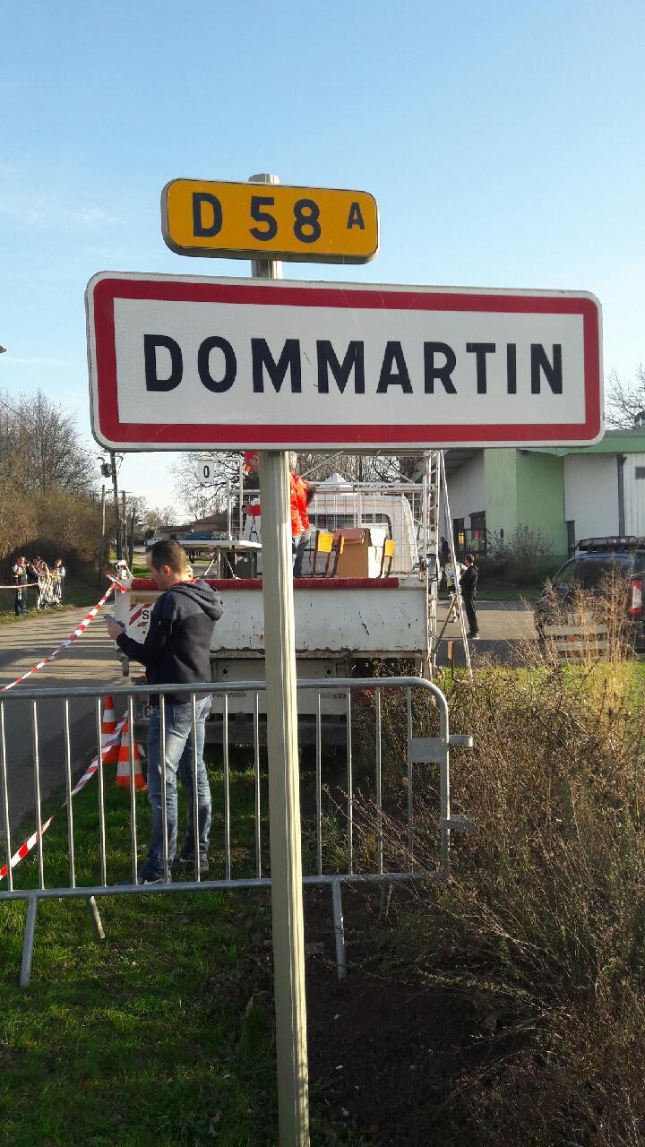 Dommartin 2017