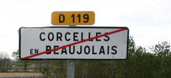 Corcelles en Beaujolais 2019