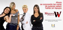 Volante Promocional Mujeres W