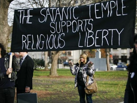 Satanic Temple cites religious beliefs as immunity from Supreme Court abortion ruling