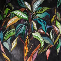 """watercolor, 12"""" x 9"""", 2011"""