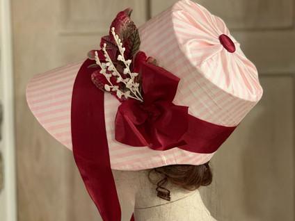 Regency Spring Bonnet (32)
