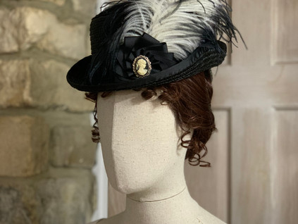 Straw Riding Hat (10)