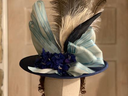 1890s Victorian Hat (22)
