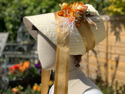 Regency Spring Bonnet (31)