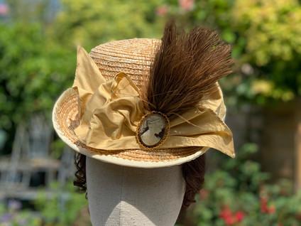 Straw Riding Hat (14)