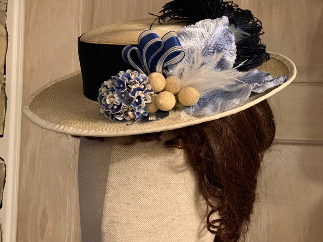 Late Victorian Hat (24)