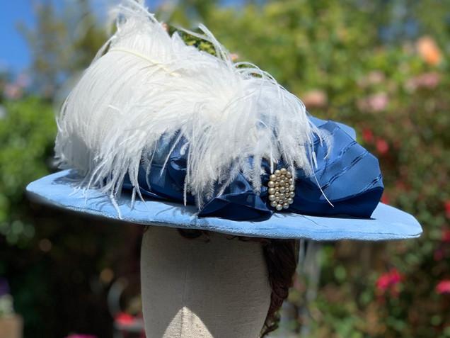 Edwardian hat (3)