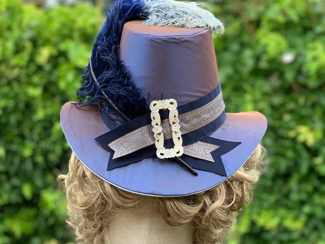 Georgian Tall Hat (2)