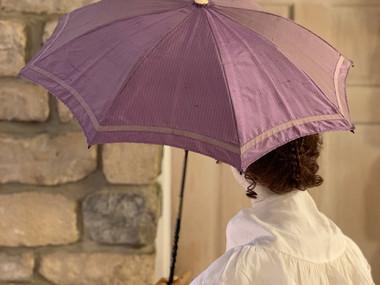 Antique carriage parasol (17)