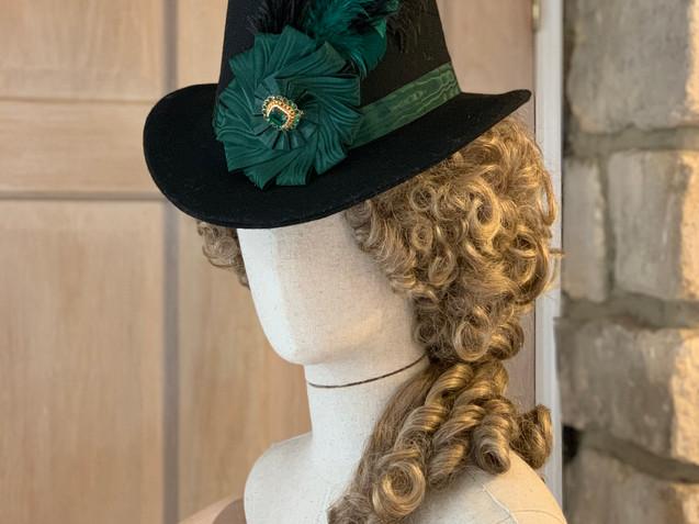 Georgian Tall Hat (5)