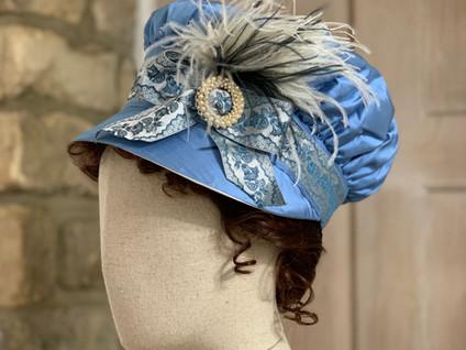 Regency soft back bonnet (18)