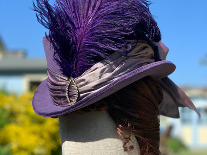 Riding Style Hat (5)