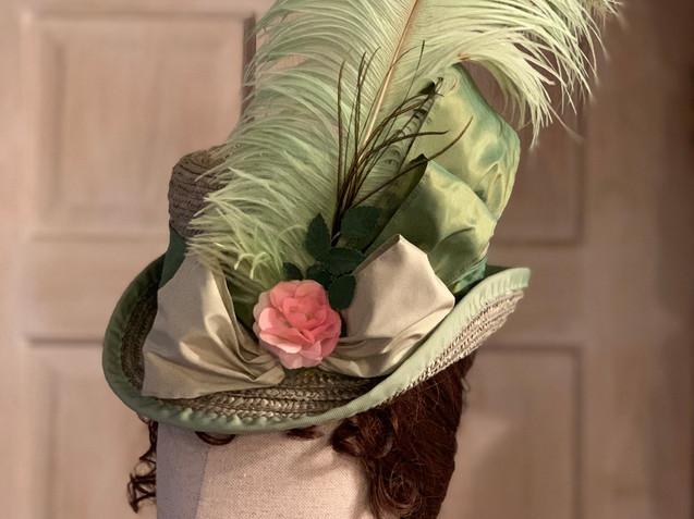 1880s Victorian Hat (17)