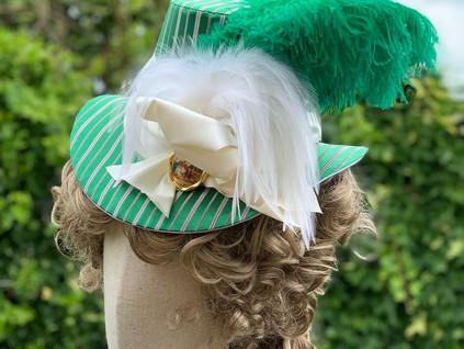 Georgian Riding Style Hat (15)