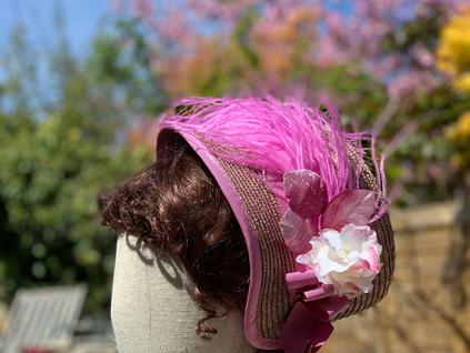 Regency Strwa Bonnet (39)