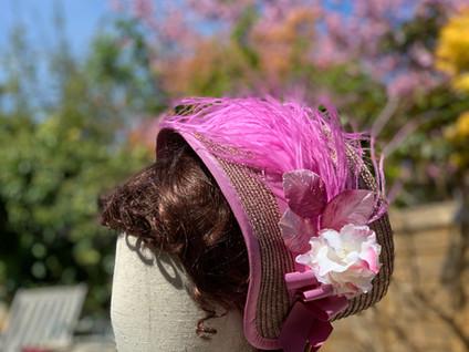 Regency Strwa Bonnet (38)