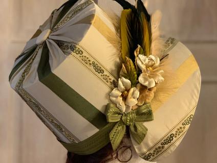 Regency Stovepipe Bonnet (2)