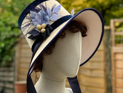 Late Regency Bonnet (2)