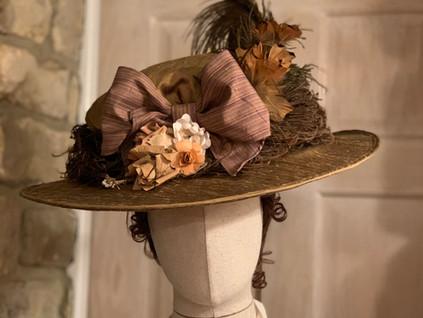 Edwardian Hat (9)