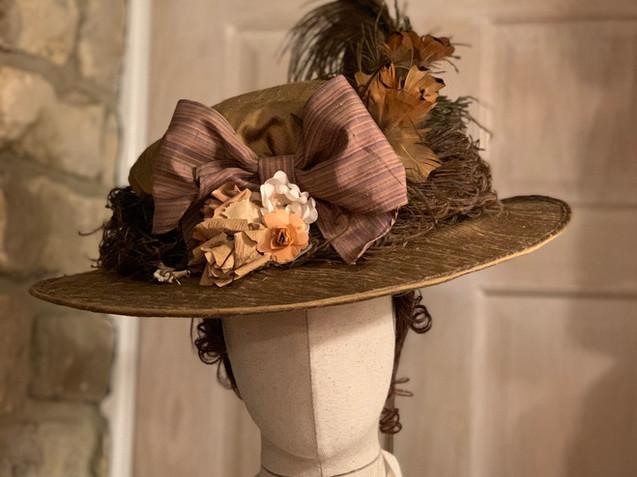 Edwardian Hat (8)