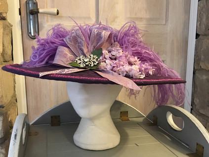 Edwardian hat (10)