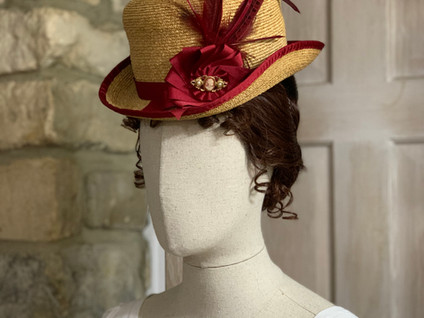 Straw Riding Hat (11)