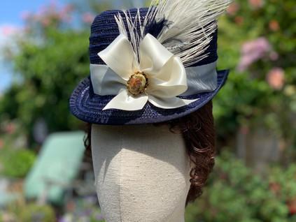 Straw riding hat (15)