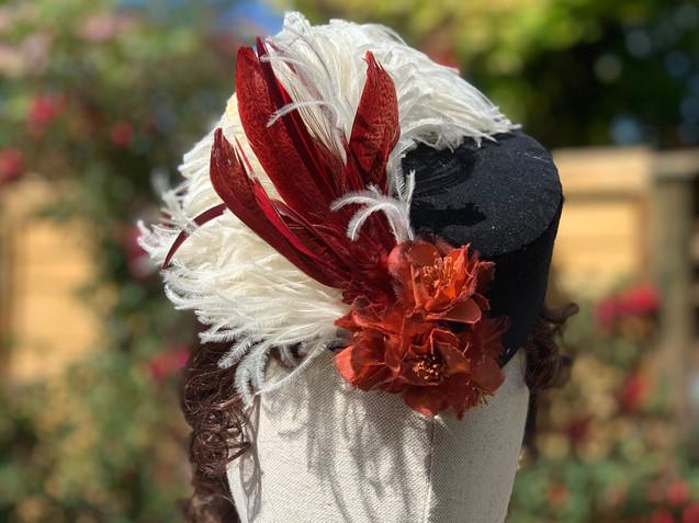 Mid Victorian Glengarry Hat (7)