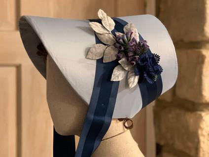 Regency Spring Bonnet (29)