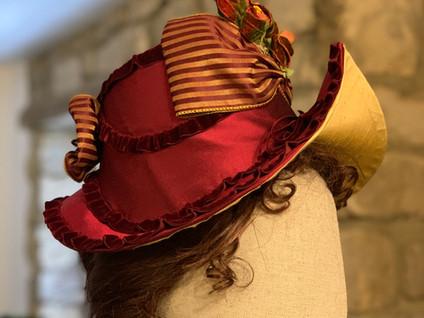 1880s Victorian Hat (20)