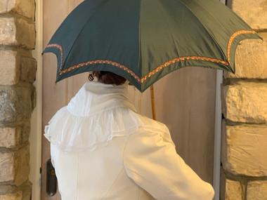 Antique walking parasol (21)