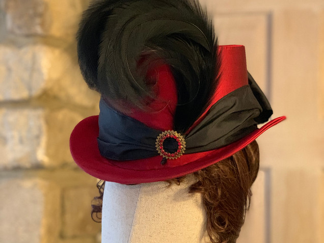 Riding Style Hat (15)