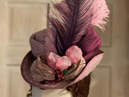 1880s Victorian Hat (16)