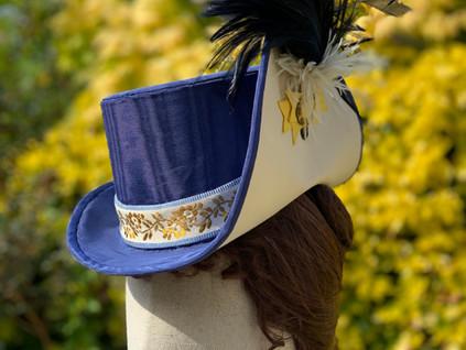 Regency Tall Sided Riding Hat (6)
